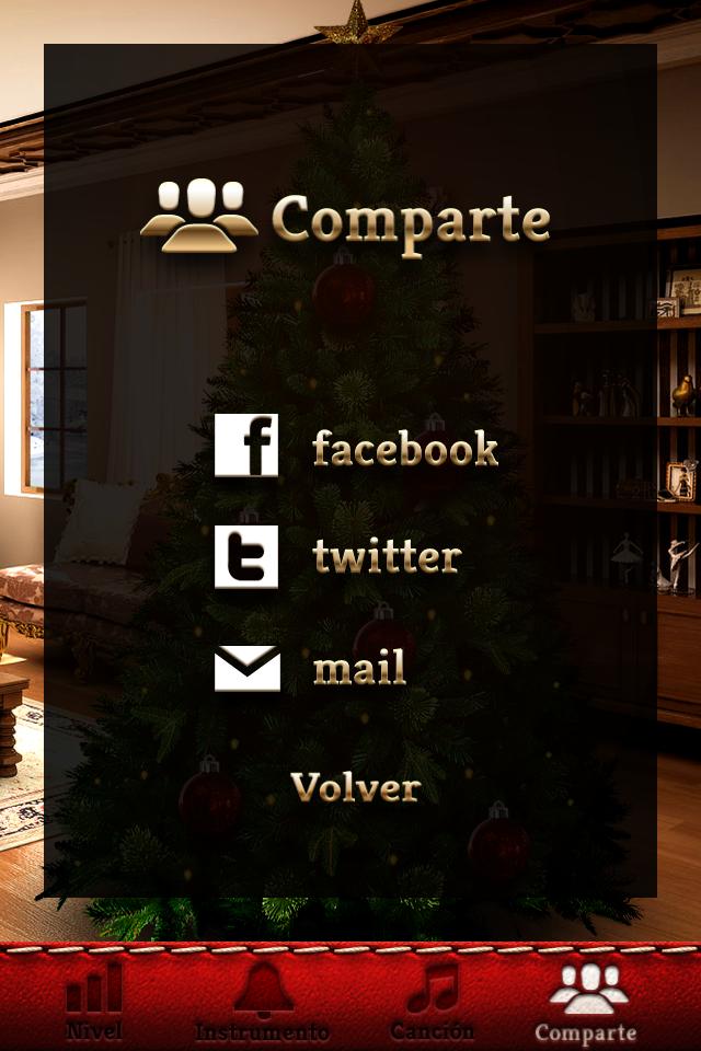 Screenshot Feliz Navidad y un 2012 APPsionante